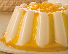 Hoje trouxemos essa receita original de flan de pêssego, veja como é facil de fazer e deliciosa, fica com um visual http://cakepot.com.br/flan-de-pessego/