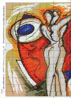 Cross Stitch Love, Cross Stitch Pictures, Modern Cross Stitch, Cross Stitch Designs, Cross Stitch Patterns, Cross Stitching, Cross Stitch Embroidery, Elephant Cross Stitch, Cross Stitch Collection