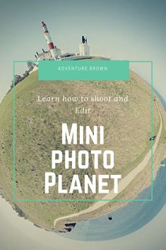 Learn how to take and shoot a mini planet in photography, by using my easy steps you could create this amazing image in Photoshop in as little as 10 minutes Mini Photo, Love Photography, Planets, My Photos, Photoshop, Teaching, Adventure, Create, Amazing