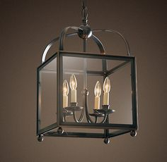 Another possible entry way light from Restoration Hardware