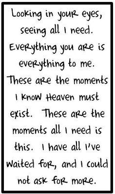 """These Are The Moments"",  ~Edwin McCain lyrics"