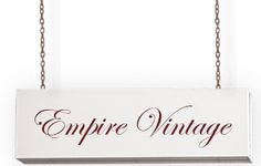 Empire Vintage offers a wide selection of services including – location hire, furniture, prop & car hire, custom made products, wallpapers by Deborah Bowness, interior decorating and styling.