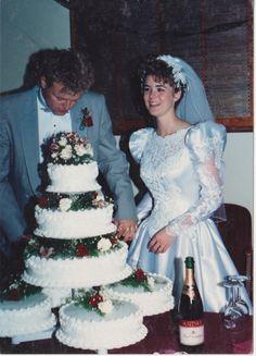 Anna and Joe Fretheim's wedding Bridal Fashion, Bridal Style, Marie, Anna, Weddings, Vintage, Wedding, Marriage, Primitive