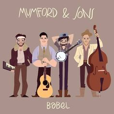 ~ mumford & sons ~ hahahahaa this drawing is so lovely!! Iove Winston's loooooong legs!! Marcus amazingly strong arms!! :D I Lovett!!