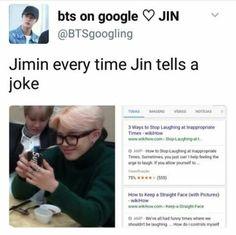 His phone is always nearby when Jin cracks a joke!!!