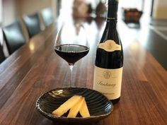 A perfect wine and cheese pairing for holiday gifting.