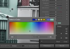 How to Apply the Look of Hand Coloring in Lightroom