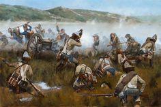 Rivoli- Fight for the Battery  January 14, 1797-Keith Rocco