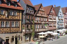 Ochsenfurt, Germany, I remember visiting my Omi, wunderbar!