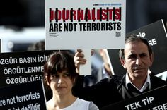 Over 200 journalists jailed for their work worldwide - Greetlane Social