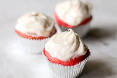 wikiHow to Bake Red Velvet Cupcakes -- via wikiHow.com