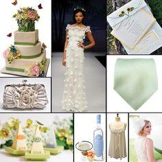 Garden Tea Party wedding theme