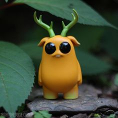 Thimblestump Hollow Vinyl Toys - Shinbone Creative