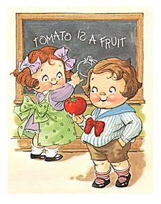 Vintage Campbell Kids Prints (Image1)