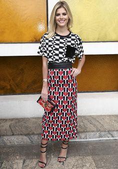 SPFW N41: Os looks das famosas na semana de moda de São Paulo