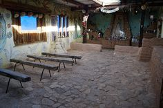 Mission in the Sun by DeGrazia Gallery in the Sun, via Flickr