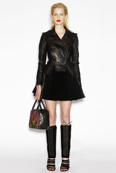 Preto | Black | All black | Black Leather | http://cademeuchapeu.com/
