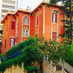 Another Traditional Lebanese House