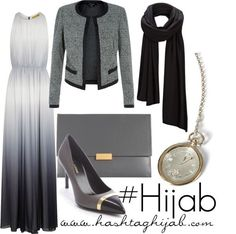 Hijab Fashion 2016/2017: Hashtag Hijab Outfit #109 Hijab Fashion 2016/2017: Sélection de looks tendances spécial voilées Look Descreption Hashtag Hijab Outfit #109