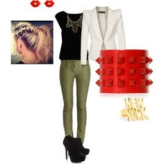 """Fun Loving"" by abigailjonesgashi on Polyvore"