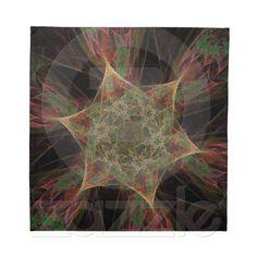 http://www.zazzle.com/apophysis_fractal_star_flowers-185975193162468306?gl=Rosemariesw=238739306683447883  Apophysis Fractal Star Flowers napkin from Zazzle.com