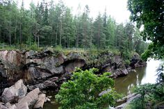 Imatrankoski #imatra #suomi #finland Finland Travel, Travel Tips, Spirituality, River, Outdoor, Outdoors, Travel Advice, Spiritual, Outdoor Games