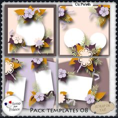 Pack templates 08 by Scrap de Yas http://scrapfromfrance.fr/shop/index.php?main_page=index&manufacturers_id=18&zenid=afe9313feaed8b7561511e1fdbcd2734