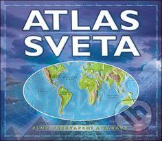 Atlas sveta plný prekvapení a zábavy (Elaine Jackson)