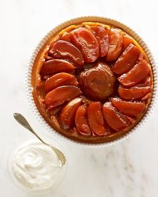 "This recipe comes from Martha's ""Pies & Tarts."""