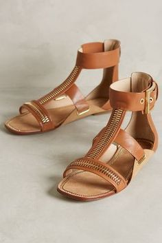 Rachel Zoe Inigo Sandals Cuoio Sandals #anthrofave #anthropologie