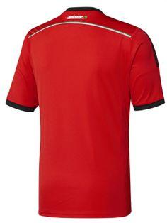Mexico 2014 World Cup Away Shirt-Back-(Official). http://brazilsworldcupshirts.co.uk/
