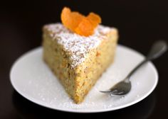 P3 - Healthy Whole Orange Almond Cake, not sure what to do about sweetener