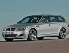 M5 Touring (E61) BMW Specifications - http://autotras.com