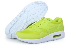 New Nike Air Max 1 2013 Green Sports Shoes for Men Online Online - onlinecheapnike.com