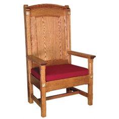 Celebrant Chair.