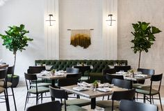 Eden is a top Chicago West Loop restaurant inspired by classic American cuisine and our on-site greenhouse. Restaurant Interior Design, Luxury Interior Design, Chicago Activities, Brunch Chicago, Light Hardwood Floors, Chicago Travel, Tap Room, New Green, Chicago Restaurants