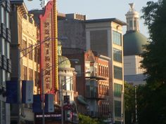 Providence Theatre District (Providence, RI)