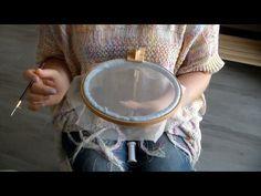 Ricamo Luneville - Video N°3 - Il punto di partenza - YouTube