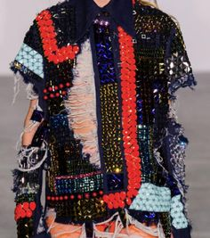 patternprints journal: PATTERNS, PRINTS, TEXTURES AND SURFACES INTO F/W 2016/17 FASHION COLLECTIONS / LONDON 7 - Fyodor Golan