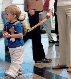 Child Harnesses: Do They Harm My Childrens Development Or Keep Them Safe? - Kids Safety Network