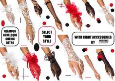 Čo ti outfit doladí,  správnu náladu vyladí? Glamour, gothic a či retro doplnok doladí ťa pestro! Retro, Gothic Fashion, Burlesque, The Selection, Glamour, Unique, Style, Swag, Retro Illustration