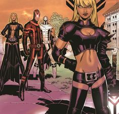 X-Men by Chris Bachalo