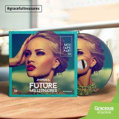 De cover voor Dopenez - The Future Millionaires