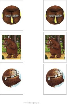 Gruffalo Activities, Gruffalo Party, The Gruffalo, Nature Activities, Literacy Activities, Kids Activity Books, Play To Learn, Eyfs, Fine Motor