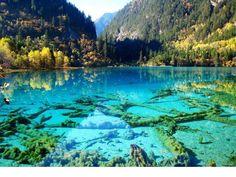 Sichuan, China - Valle de Jiuzhaigou