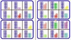 More Numicon bingo cards Teaching Aids, Teaching Math, School Resources, Math Resources, Numicon Activities, Numeracy, Maths Eyfs, Guided Maths, Ks1 Classroom