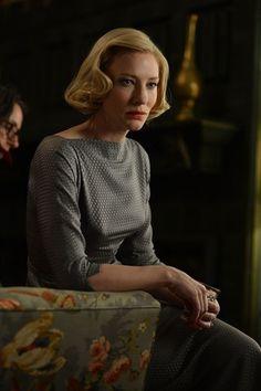 Cate #Blanchett on set as #Carol Aird in #Carolmovie Todd Haynes director 2015