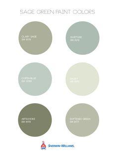 sage wall paint, sage-interior-decor, sage living room, sage home decor (Sagey for bedroom) Sage Green Paint, Sage Green Bedroom, Sage Green Walls, Green Paint Colors, Bedroom Paint Colors, Interior Paint Colors, Green Rooms, Paint Colors For Home, Sage Green House