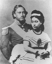King and Queen of Hawaii | Queen Emma of Hawaii