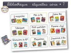 Etiquettes pour la bibliothèque de classe Music Lesson Plans, Kindergarten Lessons, Etiquette, Alice, School, Blog, Coins, Short Stories, Primary Classroom